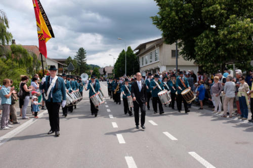 Marschmusik Parade