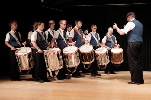Drum Corps Leitung Marc Hofer