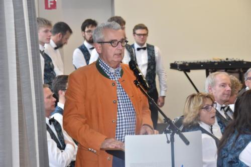 Peter Siegenthaler OK-Präsident